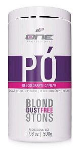 One Professional Pó Descolorante 500g (+ Brinde)
