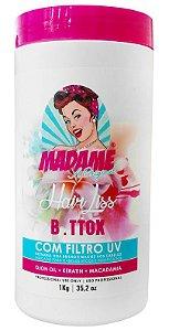 B.tox Capilar Madame Hair Liss c/ Filtro UV - 1kg