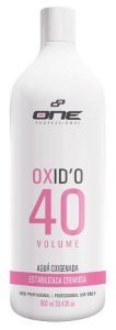 One Professional Água Oxigenada 40 Volumes 900ml