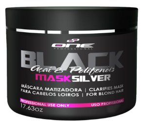 Máscara Black One Professional Açaí + Polifenóis 250g