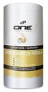 One Professional Banho de Pérola 1kg (+ Brinde)