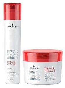 Bonacure Kit Repair Rescue Schwarzkopf (2 produtos)