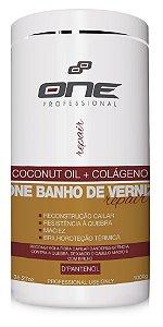 One Professional Banho de Verniz Repair 1Kg (+ Brinde)