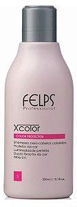 Felps Xcolor Protector Shampoo p/ Cabelos Coloridos 300ml
