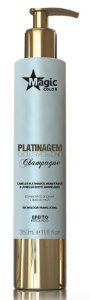 Magic Color Platinagem Exclusive Blond Champagne - Perolado 350ml