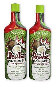 Inoar Bombar Coconut Kit Duo Profissional (2x1L)