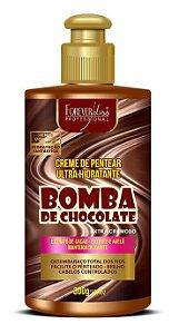 Forever Liss Creme de Pentear Bomba de Chocolate 300gr