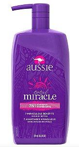 Aussie 7 em 1 Shampoo Total Miracle - 778ml