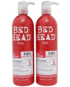 TIGI Resurrection Bed Head Urban Anti-dotes Kit - 2x 750ml