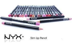 NYX Lápis Boca SPL Slim Lip Pencil (Várias Cores)