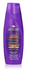 Aussie Shampoo Smooth Anti Frizz 400ml