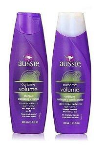 Aussie Aussome Volume Shampoo e Condicionador 400ml