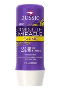 Aussie 3 Minute Shine Miracle Mascara p/ Brilho - 236ml