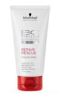 Schwarzkopf Bonacure Repair Rescue Sealed Ends - 75ml