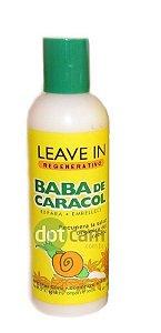 Baba de Caracol Leave-in Creme de Pentear - 240ml