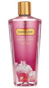 Sabonete Liquido Body Wash Sheer Love - Victorias Secret
