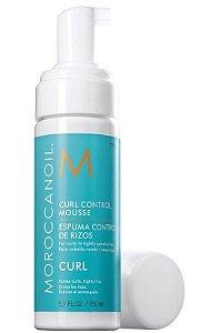 Moroccanoil Curl Control Mousse Controle Cachos - 150ml