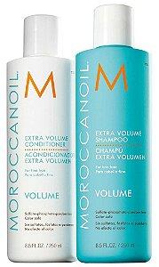 Moroccanoil Extra Volume Kit Duo  p/ Cabelos Finos - 250ml