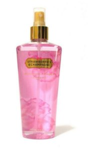 Victorias Secret Colonia Body Splash Strawberries