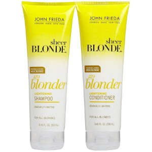 John Frieda Sheer Blonde Go Blonder Lightening Kit Duo