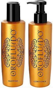 Orofluido Shampoo e Condicionador Kit 2x200ml