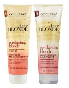 John Frieda Sheer Blonde Everlasting Colour - Kit Duo 250ml