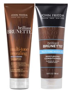John Frieda Brilliant Brunette Revealing Moisturising - 250ml