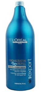 Loreal Pro Keratin Shampoo Profissional 1.5L