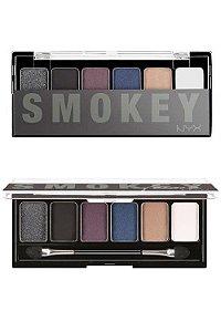 NYX Paleta Smokey Eye Shadow Sombra p/ Olhos - TSS01