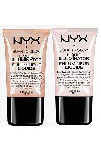 NYX Liquid Illuminator Born to Glow