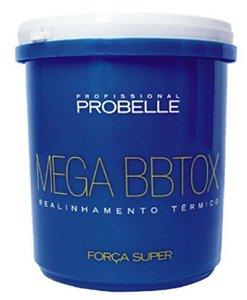 Probelle Btox Mega Super Realinhamento Profissional 1Kg (+brinde)