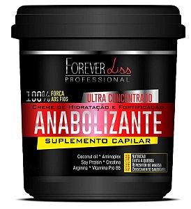 Forever Liss Anabolizante Capilar Grande 950g (+brinde)