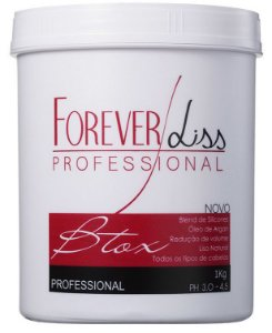 Forever Liss B.tox Argan Oil Professional - 1 Kilo