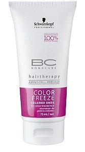 Schwarzkopf Bonacure Color Freeze Colored Ends - 75ml