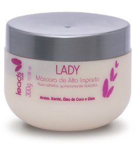 Leads Care Lady Máscara de Alto Impacto Efeito Teia - 300g