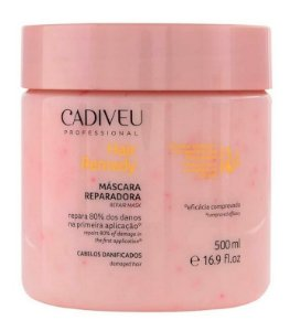 Cadiveu Hair Remedy Máscara Reparadora - 500ml