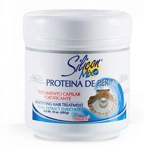 Silicon Mix Mascara Proteína Perla Fortificante - 450g