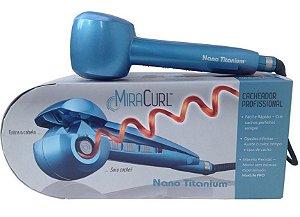 Miracurl Baby liss PRO Nano Titanium - 220v