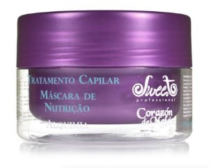 Sweet Hair Corazón de Melón Máscara de Nutrição Alquimia 150g