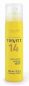 Itallian Trivitt 14 Hair Spray Styling Lacca Forte - 300ml