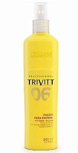Itallian Hair Trivitt Fluido de Escova Numero 6 - 250ml