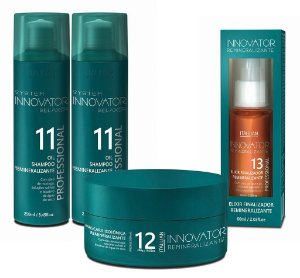 Innovator Remineralizante Isotônico Itallian ( Kit 4 pc)
