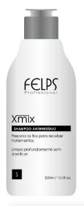 Felps Shampoo Antirresíduo Xmix 300ml