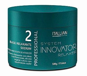 Itallian Innovator N2 Base Relaxante Sodium - 500g