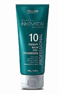 Itallian Innovator N10 Therapy Balm Pós Progressiva - 100g
