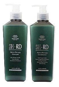 Nppe Shampoo e Condicionador Sh-Rd Nutra-Therapy - 2x 480ml