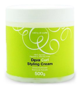 Deva Curl Styling Cream Creme Estilizador - 500g