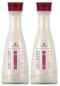 Madame Lis Escova Progressiva Professional Kit 2x1L (+Brinde)