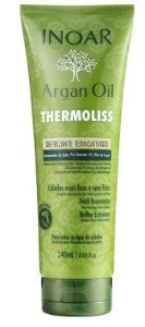 Inoar Thermoliss Defrizante Argan Oil Termoativado 240ml (+ Brinde)
