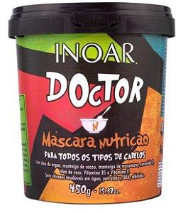 Inoar Doctor Máscara Nutrição 450g